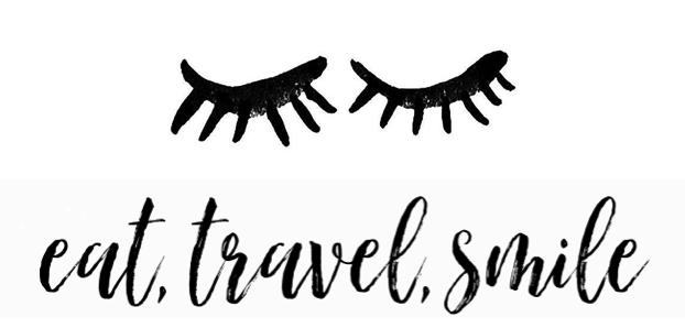 eat travel smile